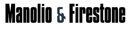 Manolio & Firestone Logo